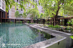 For SaleCondoOnnut, Udomsuk : Special Price!!! Hasu Haus Sukhumvit 77 @4.1MB - Fully furnished Best View Condo for Sale Near Onnut