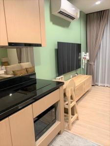 For RentCondoOnnut, Udomsuk : 65 inch TV! 1BR@ Kawa Haus by Nestcovery Realty