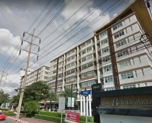 ขายคอนโดเลียบทางด่วนรามอินทรา : ขายคอนโด J.W. Boulevard Srivara 2,900,000 บาท