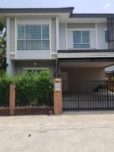 For RentHouseRamkhamhaeng,Min Buri, Romklao : 🏡. For rent, 2 storey detached house, The Plant Simpls Ramkamhaeng 118 (H053).