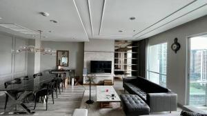 เช่าคอนโดสาทร นราธิวาส : 🔥Hot Deal🔥 Centric Sathorn St.Louis 3bed 140sqm. PH unit , cozy unit  best price 60000THB Only contact Nutt 095-987-9669