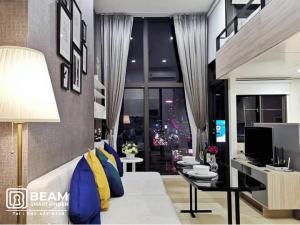 For RentCondoRama9, RCA, Petchaburi : CW002_P💖Chewathai Residence Asoke💖**Beautiful room, fully furnished, ready to move in**