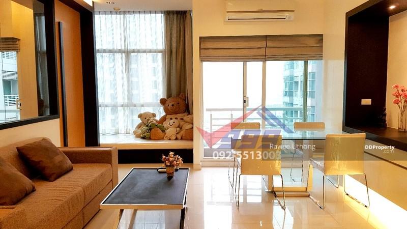 For SaleCondoPattanakan, Srinakarin : For sale, Fourwings Residence condominium 1 bedroom 20 mins to Suvarnabhumi Airport