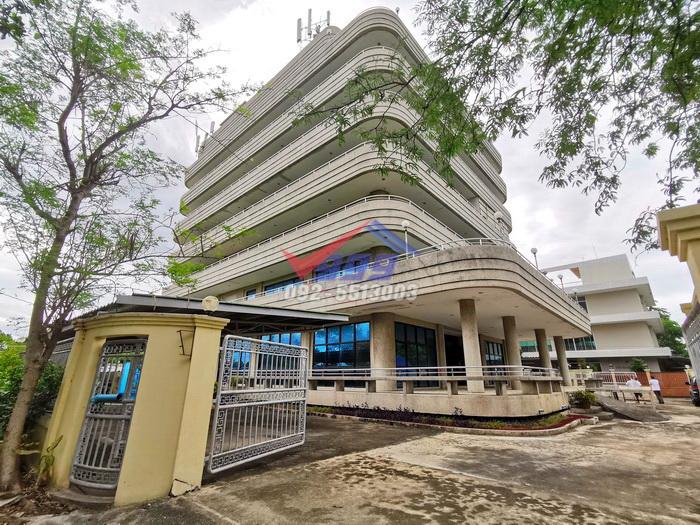 For SaleOfficeKaset Nawamin,Ladplakao : Sale/rent office, 7 floors, 300 sq.wa., Soi Nawamin 85, near expressway, Kasetsart Road, Nawamin