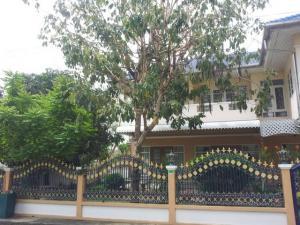 เช่าบ้านมีนบุรี-ร่มเกล้า : ให้เช่าบ้านเดี่ยว 2 ชั้น หมู่บ้านเพอร์เฟค เพลส รามคำแหง 164 ใกล้ รร.นานาชาติ แอสคอต
