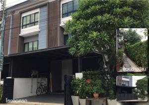 For SaleTownhouseLadprao101, The Mall Bang Kapi : 🔥Hot Sale🔥**[townhome for sale] The Connect UP 3 Ladprao 126