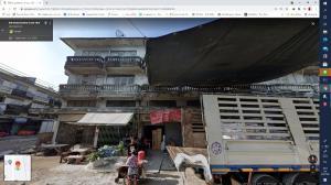 ขายตึกแถว อาคารพาณิชย์นครปฐม พุทธมณฑล ศาลายา : ขายตึกแถวสายสาม พท.21 ตรว.สามชั้นครึ่ง ขายสองล้าน