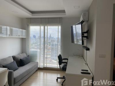 For SaleCondoRama9, RCA, Petchaburi : 1 Bedroom Condo for sale at Thru Thonglor  U1021684