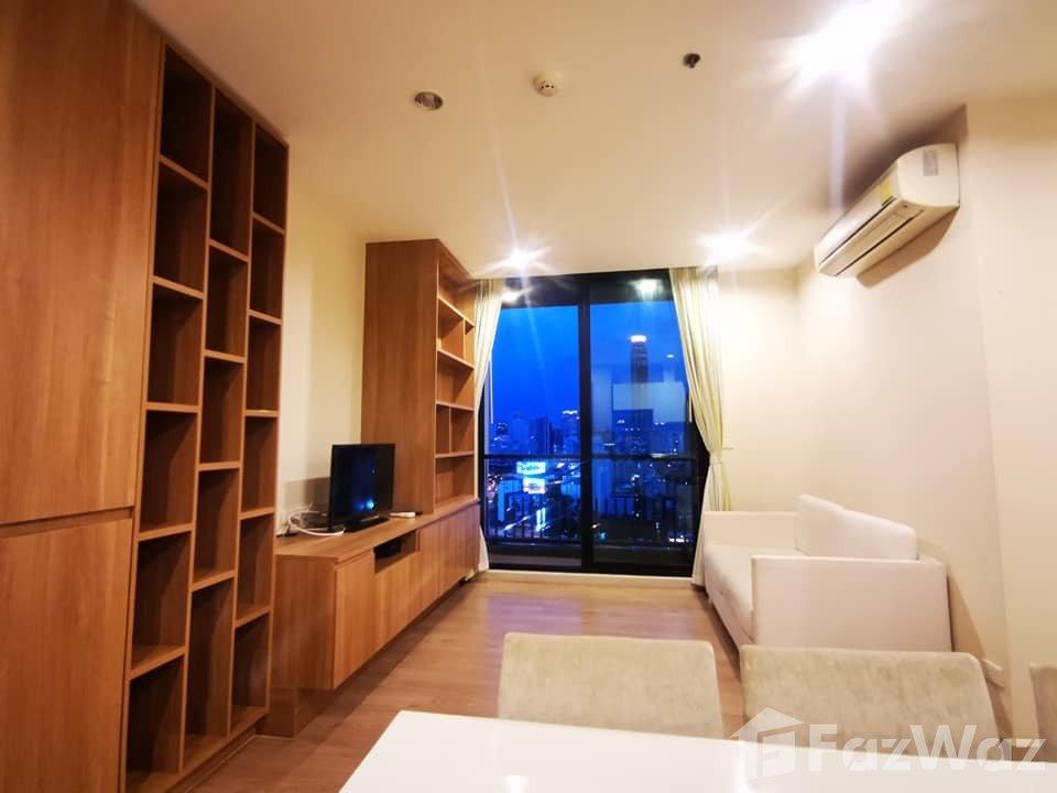 ขายคอนโดราชเทวี พญาไท : ขาย คอนโด 2 ห้องนอน ในโครงการ เดอะ แคปปิตอล ราชปรารภ-วิภาฯ U1015392
