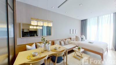 For SaleCondoSukhumvit, Asoke, Thonglor : 1 Bedroom Condo for sale at Park Origin Phrom Phong  U651040