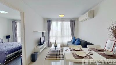 For SaleCondoChiang Mai : 1 Bedroom Condo for sale at D Vieng Santitham  U1015174