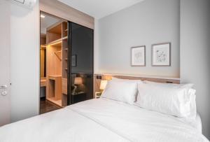 เช่าคอนโดพระราม 9 เพชรบุรีตัดใหม่ : Cozy + luxury style 🤍