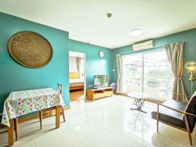 For RentCondoRatchadapisek, Huaikwang, Suttisan : Ivy Ratchada fully furnished (near MRT Sutthisan, Suthisan Police Station, Muang Thai-Phatra Complex)