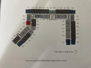 ขายดาวน์คอนโดสำโรง สมุทรปราการ : ขายดาวน์เท่าทุน Aspire Erawan Prime ชั้น11 ห้อง 1bedroom ขนาด32 ตร.ม. ราคาดีสุด ตำแหน่งดี หัวเตียงหันทิศเหนือ และ ติด BTS 0เมตร พร้อมของแถมครบ เครื่องใช้ไฟฟ้า ผ้าม่าน wallpaper เจ้าของขายเอง ราคาดีที่สุด
