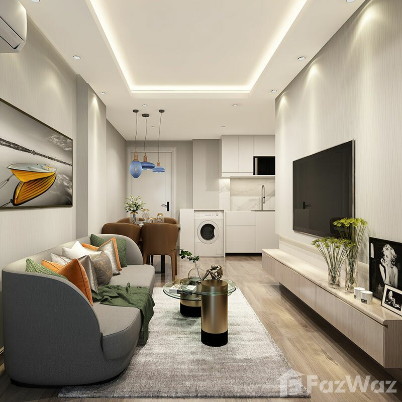 For SaleCondoChiang Mai : 1 Bedroom Condo for sale at The One Chiang Mai  U633462