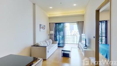 For RentCondoSukhumvit, Asoke, Thonglor : 2 Bedroom Condo for rent at Siamese Exclusive Sukhumvit 31 U665170