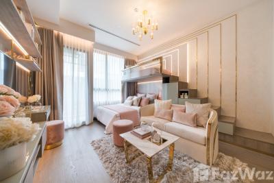 ขายคอนโดราชเทวี พญาไท : ขาย คอนโด 2 ห้องนอน ในโครงการ พาร์ค ออริจิ้น พญาไท U1027432