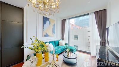 For SaleCondoSukhumvit, Asoke, Thonglor : 1 Bedroom Condo for sale at Khun By Yoo  U666034