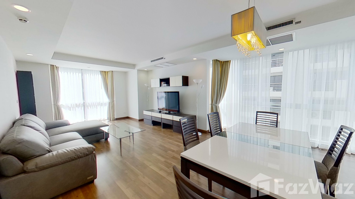For RentCondoWitthayu, Chidlom, Langsuan, Ploenchit : 2 Bedroom Condo for rent at The Rajdamri U650756