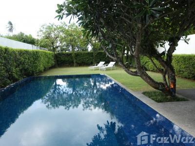 For SaleHousePhuket, Patong : 3 Bedroom Villa for sale at Baan Yamu Residences  U884668