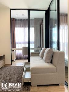For RentCondoWongwianyai, Charoennakor : TN013_W 💖NICHE MONO CHAROEN NAKORN🎇 1 bedroom, 1 bathroom, river view.