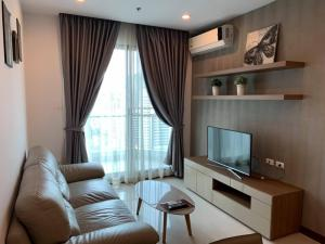 For RentCondoRama9, RCA, Petchaburi : Condo for rent Supalai Premier Asoke, fully furnished, high floor
