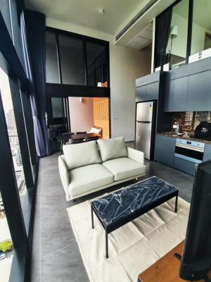 เช่าคอนโดสีลม ศาลาแดง บางรัก : For Rent📍The Loft Silom Duplex 2Bedroom Price 47,000/month | Contact 0659826412
