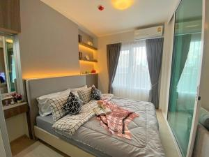 For RentCondoRatchadapisek, Huaikwang, Suttisan : Chapter one eco 🍁 complete electrical appliances 🍁 beautiful room