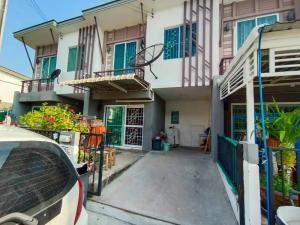 For SaleTownhouseRangsit, Patumtani : 🔥Hot Sale🔥**[townhome for sale] Prueksa Prime Wongwaen-Lamlukka Klong 5