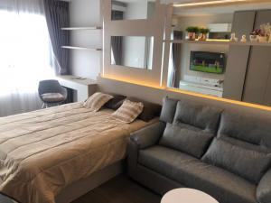 For RentCondoOnnut, Udomsuk : 🔥🔥 There is a washing machine!! Beautiful room!! Ready to move in!! [Ideo Sukhumvit 93] Line : @vcassets 🔥🔥