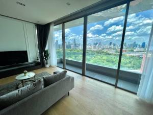For RentCondoSilom, Saladaeng, Bangrak : 💥 For Rent SALADAENG ONE ห้องแต่งสวย ชั้นสูง วิวสวนลุม ปังมากกก โทร.062-339-3663