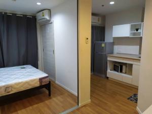 เช่าคอนโดพระราม 9 เพชรบุรีตัดใหม่ : ให้เช่า ลุมพินี พาร์ค พระราม 9 lumpini park rama 9 ชั้นสูง ห้องสวย 26ตรม. 1ห้องนอน ราคานี้ 8,000