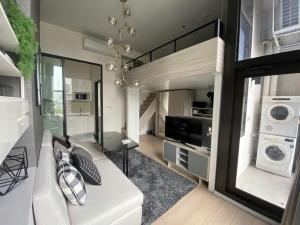 For RentCondoRama9, Petchburi, RCA : Chewathai Residence Asoke Duplex 40.92 ตร.ม. ห้องสวยเฟอร์ครบ พร้อมจับจอง💥 FOR RENT 💥