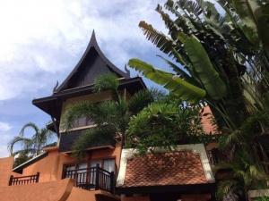 ขายบ้านพัทยา บางแสน ชลบุรี : บ้านติดทะเล สไตล์ บาหลี