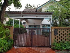 For RentHouseMin Buri, Romklao : Sammakorn Village, Ramkhamhaeng 110 ** Pets allowed ** Rent ฿25,000 per month