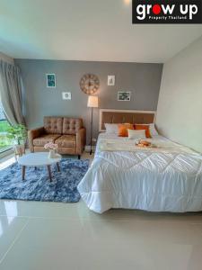 เช่าคอนโดบางนา แบริ่ง ลาซาล : GPR12098 : Casa France ABAC Bangna (คาซ่า ฟรานซ์ เอแบค บางนา) For Rent 6,500 bath💥 Hot Price !!! 💥 ✅โครงการ : Casa France ABAC Bangna (คาซ่า ฟรานซ์ เอแบค บางนา) ✅ราคาเช่า 6,500 Bath ✅แบบห้อง   1 ห้องนอน 1 ห้องน้ำ  1 นั