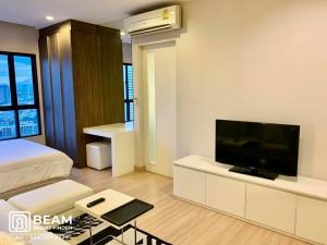 For RentCondoWongwianyai, Charoennakor : UA002_P💖Urbano Absolute Sathon - Taksin💖**High floor, beautiful view. Fully furnished **near ICONSIAM😍