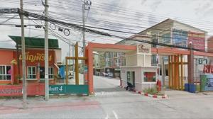 For SaleTownhouseRamkhamhaeng,Min Buri, Romklao : Townhouse for sale Phensiri 4 Liap Waree Nong Chok Min Buri Suwinthawong Khlong Sam Wa