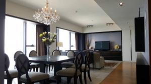 For RentCondoSathorn, Narathiwat : Rental : The MET, Satorn, 3 Bed, Floor 50C, 194 sqm