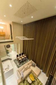 เช่าคอนโดสุขุมวิท อโศก ทองหล่อ : For Rent Vittorio 168sq.m. Duplex 180,000 Baht