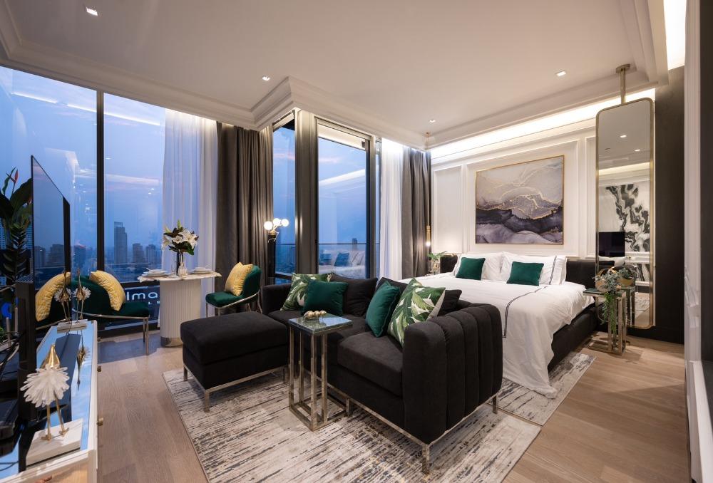เช่าคอนโดสีลม ศาลาแดง บางรัก : ✅ For Rent ** ASHTON Silom , Ultimate Luxury Class ตกแต่งสวย วิวดีสุดๆ พร้อมเข้าอยู่ **
