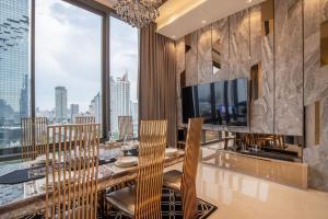 เช่าคอนโดสีลม ศาลาแดง บางรัก : ✅ For Rent ** ASHTON Silom , Super Luxury Class ตกแต่งสวยมากๆ วิวมหานคร **