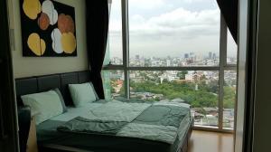 เช่าคอนโดอ่อนนุช อุดมสุข : คอนโดให้เช่า Le Luk Condominium  BA21_09_298_05 ห้องสวย เครื่องใช้ไฟฟ้าครบ ราคา 19,999 บาท