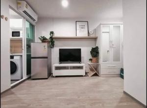 เช่าคอนโดอ่อนนุช อุดมสุข : คอนโดให้เช่า Regent Home Sukhumvit97/1  BA21_09_301_05 ห้องสวย เครื่องใช้ไฟฟ้าครบ ราคา 8,499 บาท