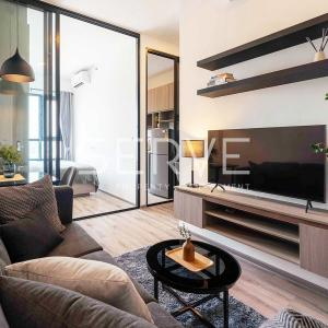 For RentCondoOnnut, Udomsuk : Good View & Nice Room 1 Bed in On Nut Area Brand New Condo BTS ON Nut 650 m. at Condo KnightsBridge Prime Onnut / Condo For Rent