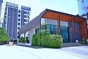 ขายคอนโดบางใหญ่ บางบัวทอง ไทรน้อย : คอนโดริซโซ่ บางกร่าง ตลาดเจ้าพระยา RIZZO CONDO ขายด่วน ห้องชุด ชั้น 6 เนื้อที่ 32.20 ตร.ม. ทำเลดี พร้อมเฟอร์ฯ