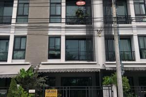 For SaleTownhouseRamkhamhaeng, Hua Mak : 🔥Hot Sale🔥**[townhome for sale] BAAN KLANG MUANG RAMA9-RAMKHMAHAENG