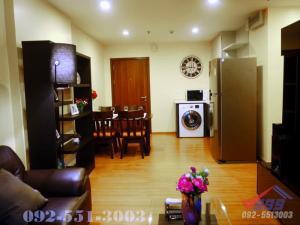 For RentCondoOnnut, Udomsuk : For Rent Condo The Base Sukhumvit 77 Fully Furnished 2 Bedroom Corner room