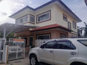 ขายบ้านเอกชัย บางบอน : ด่วนถูกมาก บ้านเดี่ยวหลังมุม อรุณทอง บางบอน3 พท 54 ตรว เนื้อที่เยอะ MRT หลักสอง 6 กม รหัสSH857