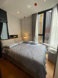 เช่าคอนโดพระราม 9 เพชรบุรีตัดใหม่ RCA : 🎉🎉#Forrent Ashton Asoke Rama9  #ให้เช่า  Room size:62   ㎡